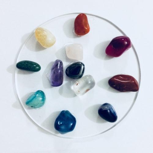 Mandala de sanación de los 7 chakras